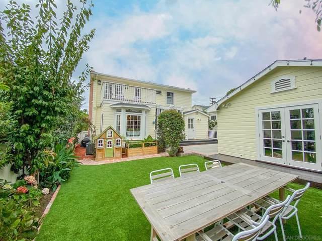 637 Arenas St, La Jolla, CA 92037 (#200049156) :: Neuman & Neuman Real Estate Inc.