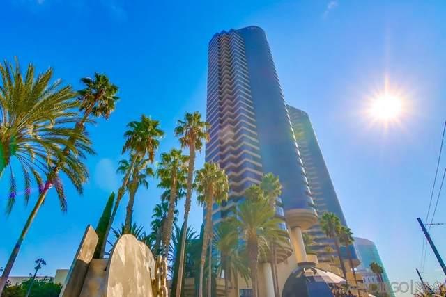 100 Harbor Drive #906, San Diego, CA 92101 (#200049218) :: Tony J. Molina Real Estate