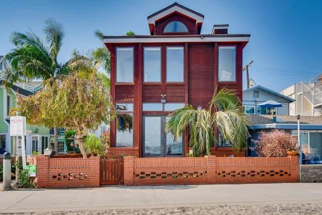 3834 Bayside Walk, San Diego, CA 92109 (#200049219) :: Neuman & Neuman Real Estate Inc.