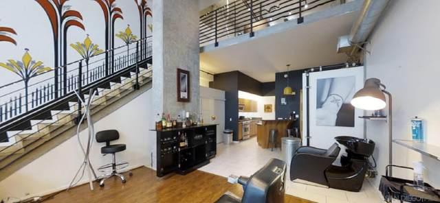 350 11th Ave Unit 125, San Diego, CA 92101 (#200049223) :: Neuman & Neuman Real Estate Inc.