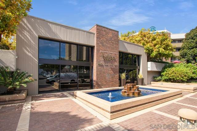 850 State St #312, San Diego, CA 92101 (#200049263) :: Yarbrough Group