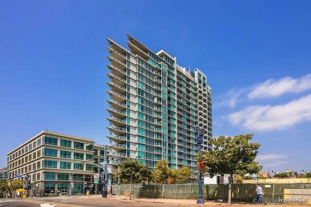 1080 Park Blvd #614, San Diego, CA 92101 (#200049277) :: Yarbrough Group