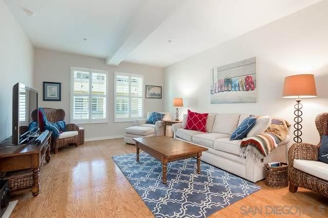 301 W G Street #309, San Diego, CA 92101 (#200049283) :: Tony J. Molina Real Estate