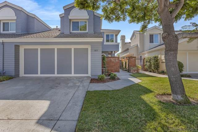 865 Heather Way, Carlsbad, CA 92011 (#200049286) :: Team Forss Realty Group