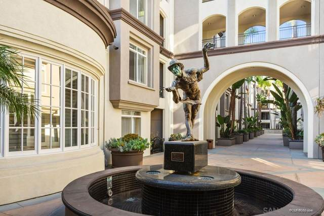 9253 Regents Rd A109, La Jolla, CA 92037 (#200049333) :: Keller Williams - Triolo Realty Group