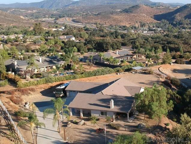 3077 Buck Stidham, Alpine, CA 91901 (#200049343) :: Yarbrough Group