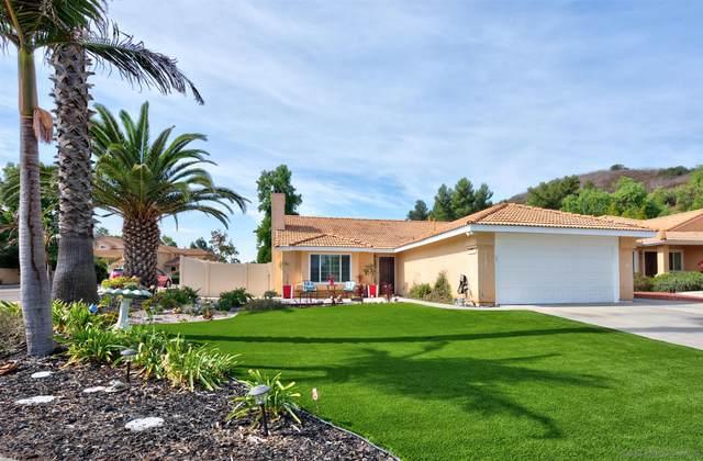 11180 Paseo Montanoso, San Diego, CA 92127 (#200049361) :: Zember Realty Group