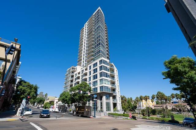 1441 9th Ave #2301, San Diego, CA 92101 (#200049422) :: Yarbrough Group