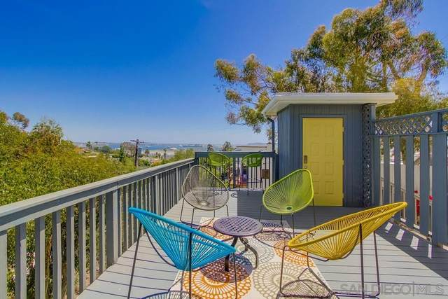 3627 Crowell St, San Diego, CA 92103 (#200049440) :: Yarbrough Group