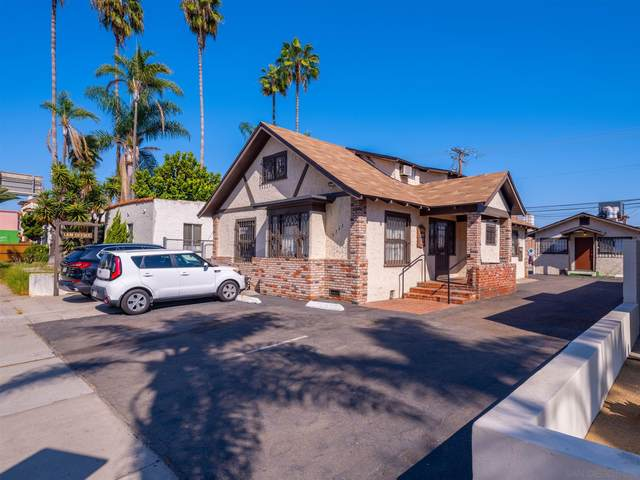 3743-45 4Th Ave, San Diego, CA 92103 (#200049486) :: Yarbrough Group