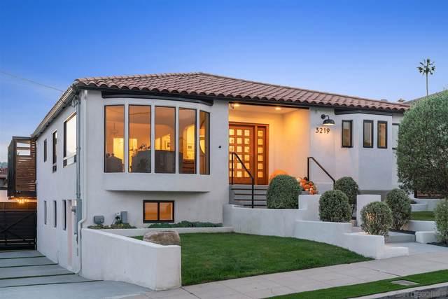 3219 Fenelon St, San Diego, CA 92106 (#200049520) :: Yarbrough Group