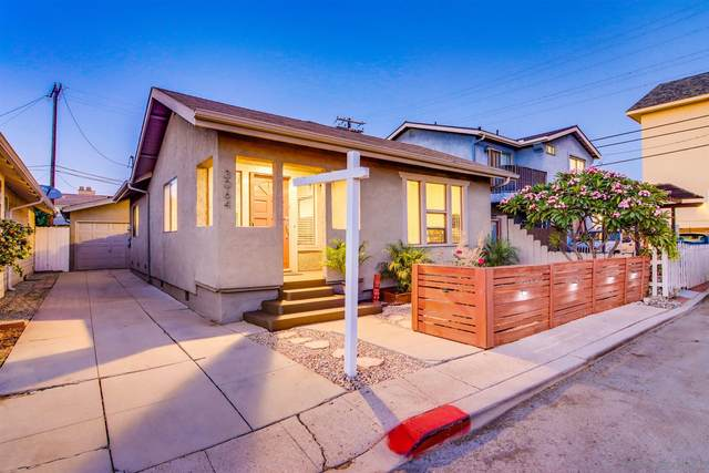 3064 Walton Place, University Heights, CA 92116 (#200049552) :: SD Luxe Group