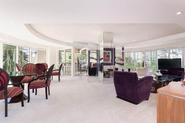 100 Harbor Drive #303, San Diego, CA 92101 (#200049583) :: Tony J. Molina Real Estate