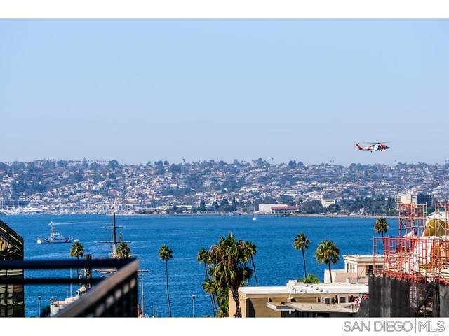 1494 Union Street #604, San Diego, CA 92101 (#200049598) :: Cay, Carly & Patrick | Keller Williams