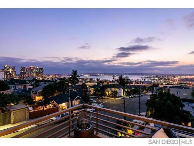 208 W Ivy St, San Diego, CA 92101 (#200049600) :: Team Forss Realty Group