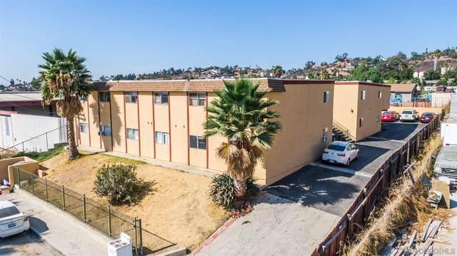 9258 Birch Street, Spring Valley, CA 91977 (#200049661) :: Neuman & Neuman Real Estate Inc.