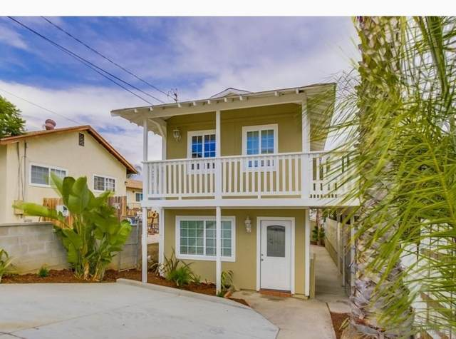 733 Concepcion Ave, Spring Valley, CA 91977 (#200049702) :: Cay, Carly & Patrick | Keller Williams