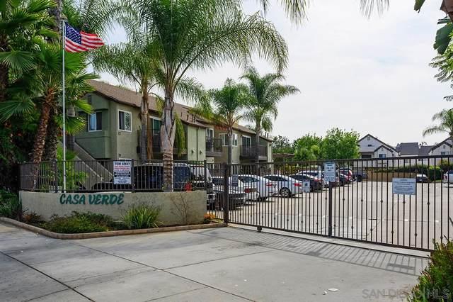 1509 E Washington Ave #4, El Cajon, CA 92019 (#200049767) :: Neuman & Neuman Real Estate Inc.