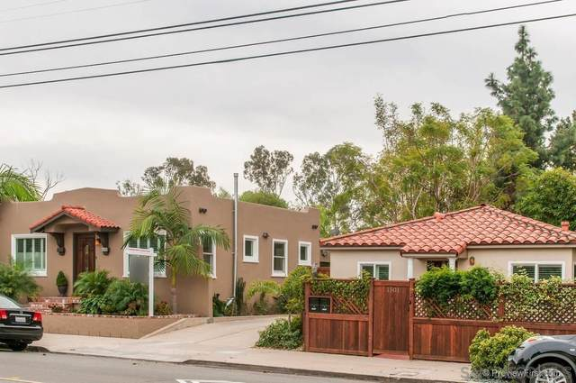 1501-1505 Robinson Ave, San Diego, CA 92103 (#200049820) :: SD Luxe Group