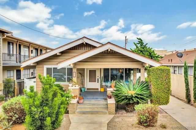 496 Saint Louis Ave, Long Beach, CA 90814 (#200049822) :: Cay, Carly & Patrick | Keller Williams
