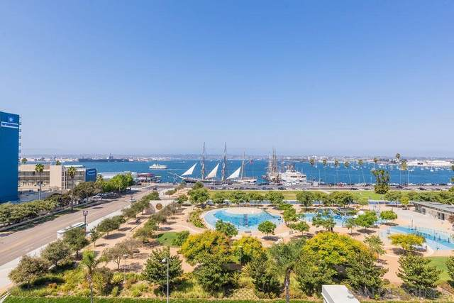 1431 Pacific Hwy #207, San Diego, CA 92101 (#200049829) :: Team Forss Realty Group