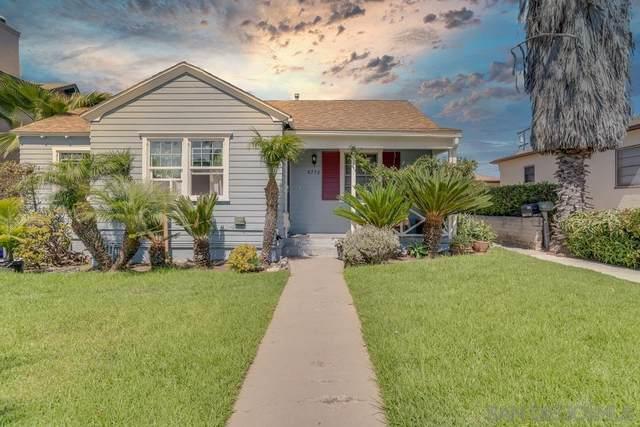 4754-56 Saratoga Ave, San Diego, CA 92107 (#200049877) :: Yarbrough Group