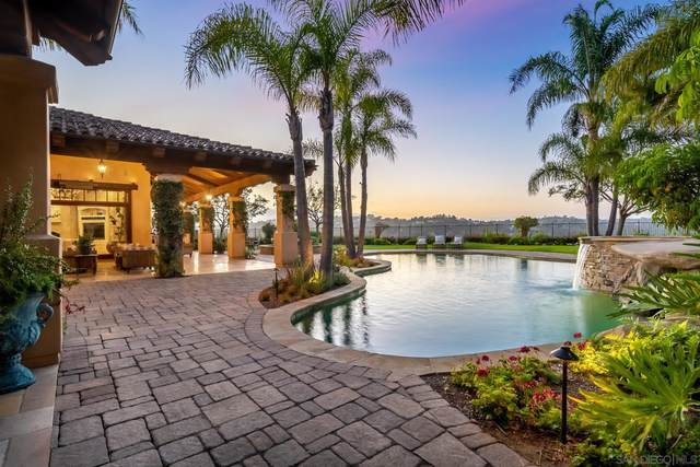 4130 Rancho Las Brisas Trail, San Diego, CA 92130 (#200049897) :: Yarbrough Group