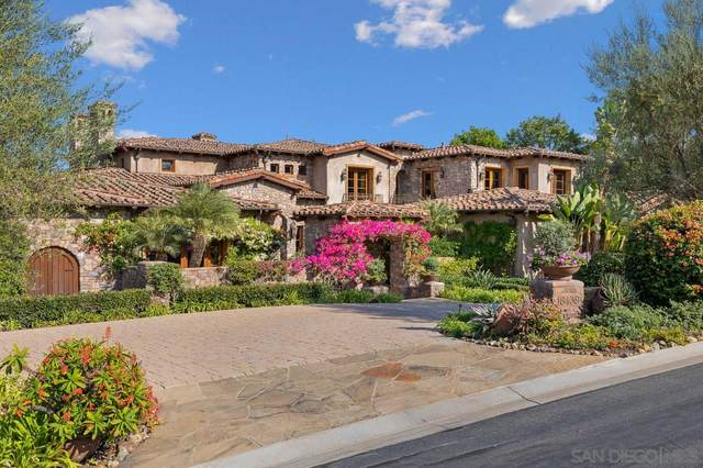 18439 Via Candela, Rancho Santa Fe, CA 92091 (#200050033) :: San Diego Area Homes for Sale