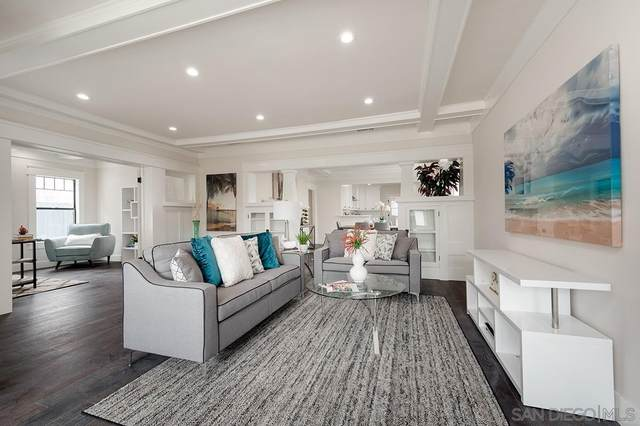 3136 Homer St, San Diego, CA 92106 (#200050063) :: SD Luxe Group