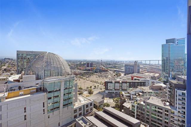 321 10Th Ave #2103, San Diego, CA 92101 (#200050074) :: Zember Realty Group