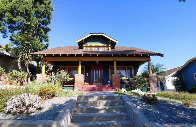 2736-48 C St, San Diego, CA 92102 (#200050075) :: Neuman & Neuman Real Estate Inc.
