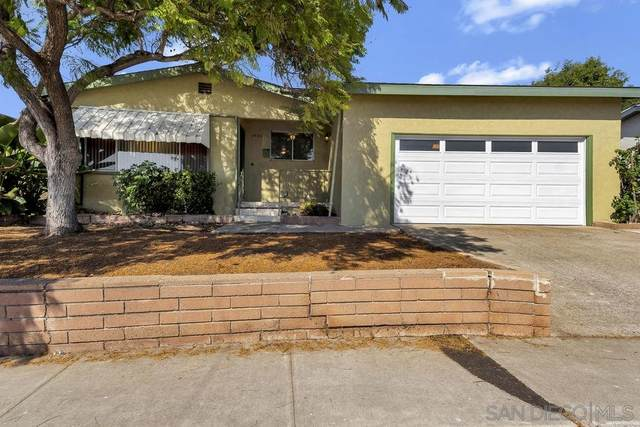 7436 Batista St, Clairemont, CA 92111 (#200050077) :: Neuman & Neuman Real Estate Inc.