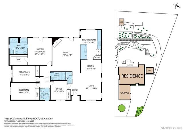 16352 Oakley Rd, Ramona, CA 92065 (#200050087) :: Neuman & Neuman Real Estate Inc.