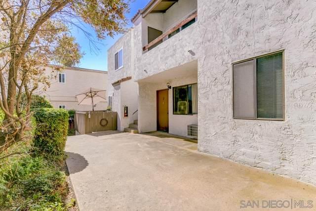 4659 Texas St #5, San Diego, CA 92116 (#200050096) :: Solis Team Real Estate