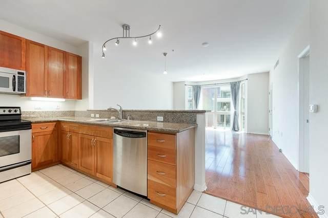 330 J Street #507, San Diego, CA 92101 (#200050123) :: Neuman & Neuman Real Estate Inc.