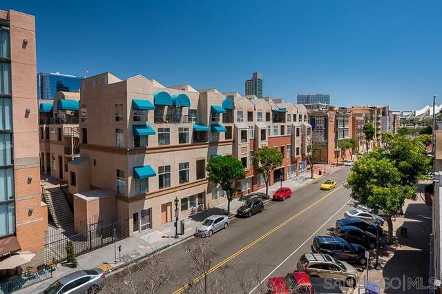 235 Market Street #407, San Diego, CA 92101 (#200050124) :: Yarbrough Group