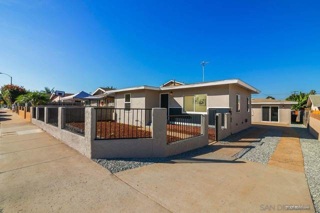 1230-1232 13th Street, Imperial Beach, CA 91932 (#200050151) :: Cay, Carly & Patrick | Keller Williams