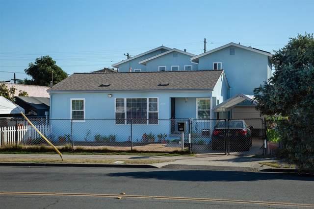 2945 K St., San Diego, CA 92102 (#200050301) :: Solis Team Real Estate