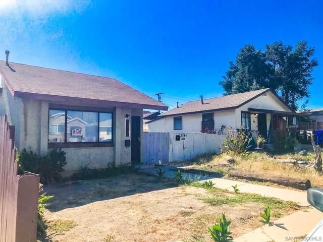 3536-44 47th Street, San Diego, CA 92105 (#200050340) :: Neuman & Neuman Real Estate Inc.