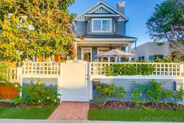 905 F Avenue, Coronado, CA 92118 (#200050824) :: Neuman & Neuman Real Estate Inc.