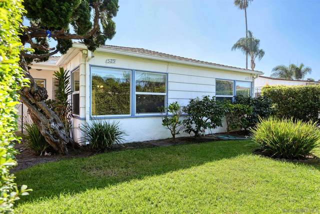 527-29 Rosemont Street, La Jolla, CA 92037 (#200050949) :: Team Forss Realty Group