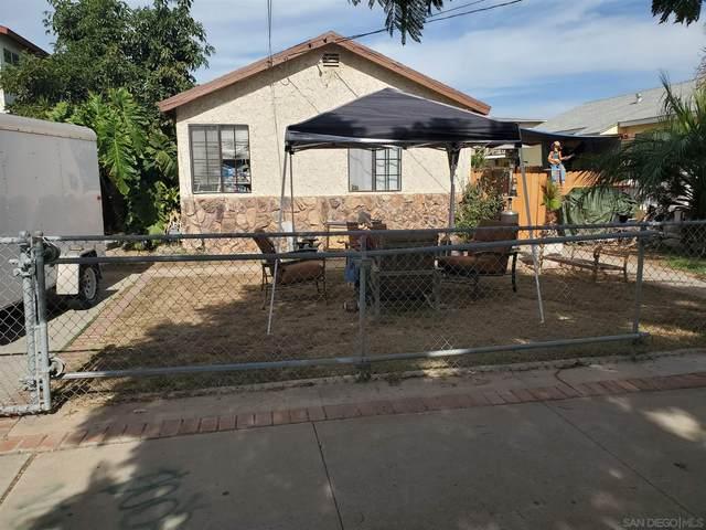 679 D St, Chula Vista, CA 91910 (#200050984) :: Neuman & Neuman Real Estate Inc.