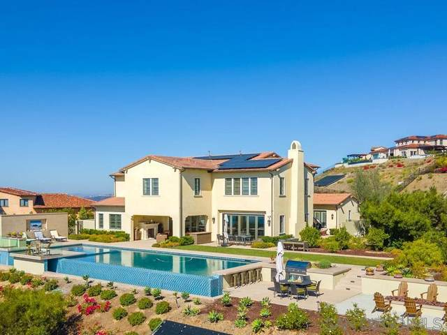 8749 Via Rancho Cielo, Rancho Santa Fe, CA 92067 (#200050989) :: Dannecker & Associates