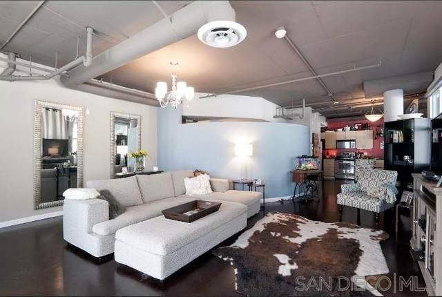 1501 Front St. #110, San Diego, CA 92101 (#200051095) :: Neuman & Neuman Real Estate Inc.