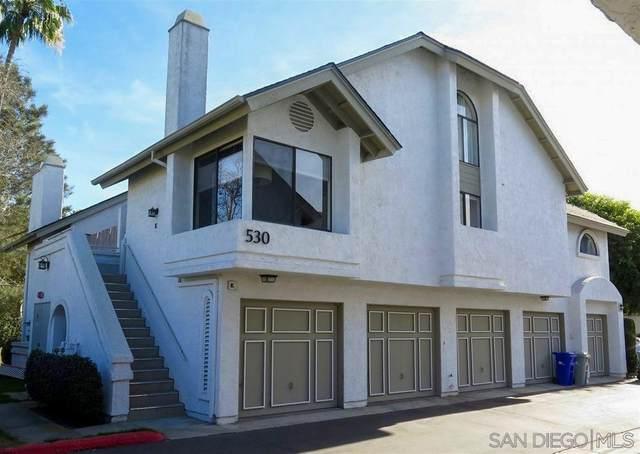 530 Via De La Valle K, Solana Beach, CA 92075 (#200051100) :: Neuman & Neuman Real Estate Inc.