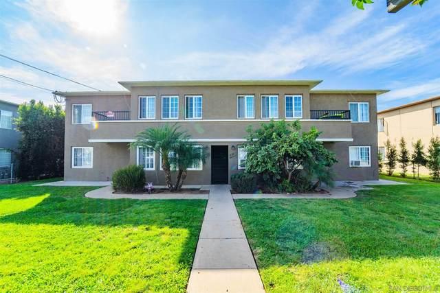 268 Ash Ave, Chula Vista, CA 91910 (#200051112) :: Neuman & Neuman Real Estate Inc.