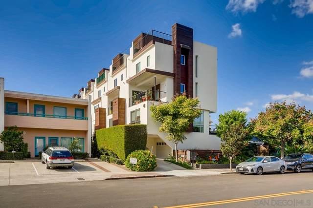 4080 Goldfinch #2, San Diego, CA 92103 (#200051404) :: The Stein Group