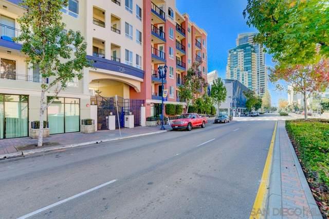 235 Market Street #302, San Diego, CA 92101 (#200051444) :: Neuman & Neuman Real Estate Inc.