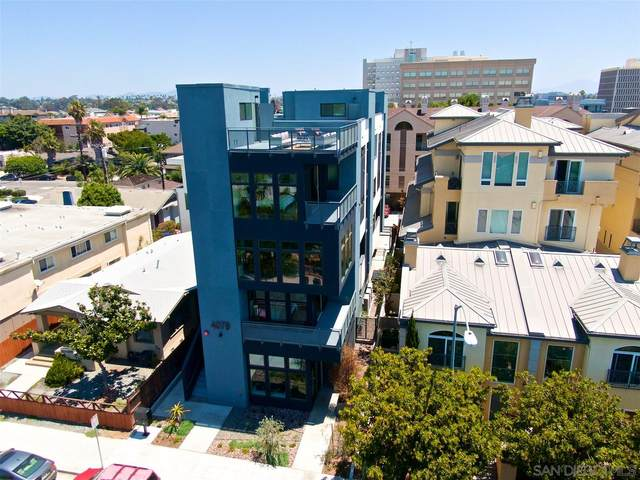 4079 1st Ave #3, San Diego, CA 92103 (#200051457) :: Neuman & Neuman Real Estate Inc.