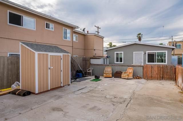 4042 Cherokee Ave #2, San Diego, CA 92104 (#200051531) :: Tony J. Molina Real Estate
